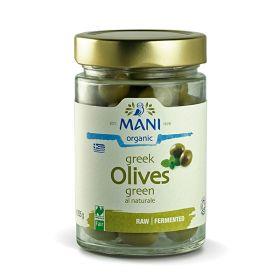 Green Olives - Organic 6x205g