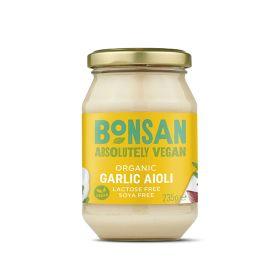 Garlic Aioli - Organic 6x235g
