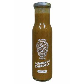 Smoky Chipotle Hot Sauce 9x250ml