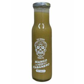 Habanero & Mango Hot Sauce 9x250ml
