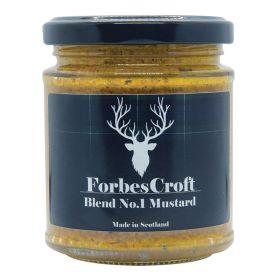 Blend Number 1 Mustard (Creamy Wholegrain) 6x165g