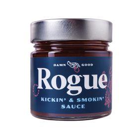 Kickin' & Smokin' Sauce 6x230g