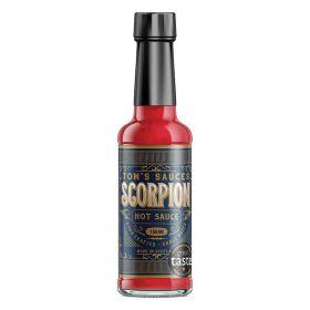 Scorpion Pepper Hot Sauce 6x150ml