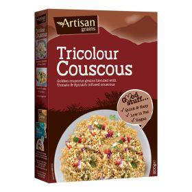 Tricolour Couscous 6x200g