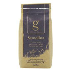 Semolina Flour SG - Organic 6x500g