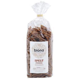 Spelt Penne - Wholegrain - Organic 10x500g