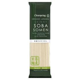 Soba Somen Skinny Noodles - Organic 6x200g