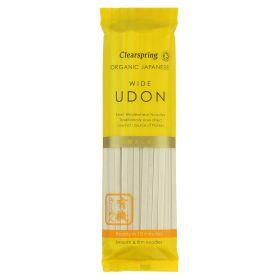 Wide Udon Noodles - Organic 6x200g