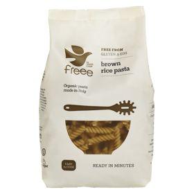 Brown Rice Fusilli - Organic 8x500g