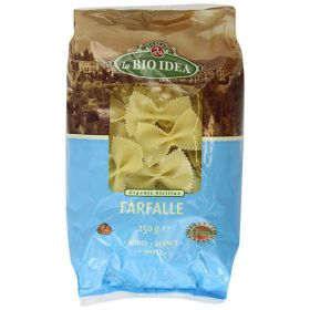 White Farfalle Pasta - Organic 12x250g