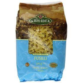 White Fusilli Pasta- Organic 12x500g