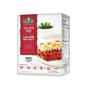 Lasagne Mini Sheets 4x200g