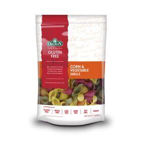 Corn & Vegetable Shells 7x250g