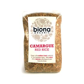 Camargue Red Rice - Organic 6x500g