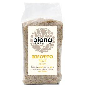 Risotto Rice - Brown - Organic 6x500g