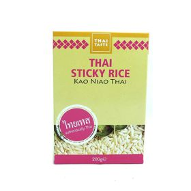Thai Sticky Rice 10x200g