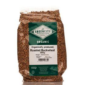 Buckwheat - Roasted - Organic 5x500g