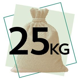 White Basmati Rice - Organic 1x25kg
