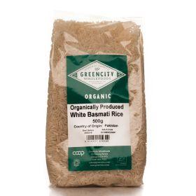 White Basmati Rice - Organic 5x500g