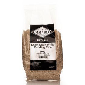 Short Grain White Pudding Rice 5x500g