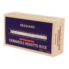 Carnaroli Risotto Rice - Organic 12x500g