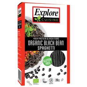 Black Bean Spaghetti - Organic 6x200g
