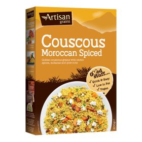 Moroccan Spiced Couscous 6x200g