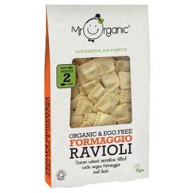 Formaggio Ravioli - Organic 10x250g