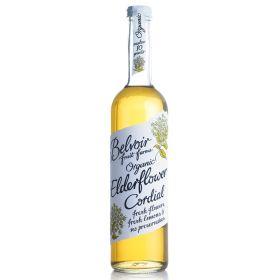 Elderflower Cordial - Organic 6x500ml
