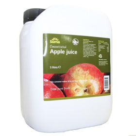 Apple Concentrate (keep refrigerated) 1x5lt