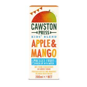 Apple & Mango Kids Juice 6x(3x200ml)
