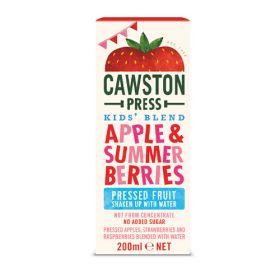 Apple & Summer Berries Kids Juice 6x(3x200ml)