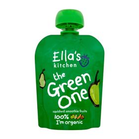 The Green One - Organic Smoothie 12x90g