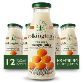 Pressed Mango Juice 12x250ml