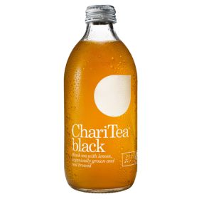 Black Tea & Lemon Organic 24x330ml