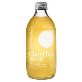 Green Tea & Ginger Organic 24x330ml