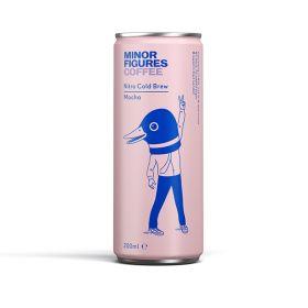 Nitro Cold Brew Coffee - MOCHA 12x200ml