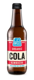 Cola Kombucha Soda - Organic 12x330ml