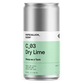 Dry Lime Soda 12x250ml