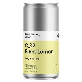 Burnt Lemon Soda 12x250ml