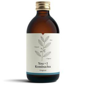 Kombucha Original - Organic 12x300ml