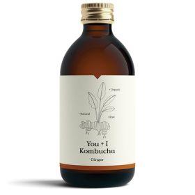Kombucha Ginger - Organic 12x300ml
