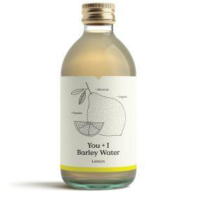 Barley Water Lemon - Organic 12x300ml