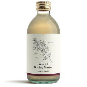 Barley Water Juniper Buchu - Organic 12x300ml