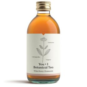 Botanical Tea White Peony Chamomile - Organic 12x300ml