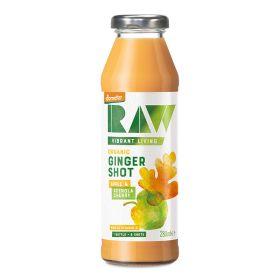 Ginger Shot - Apple & Acerola Cherry - Organic 6x280ml