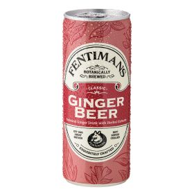 Ginger Beer (can) 12x250ml