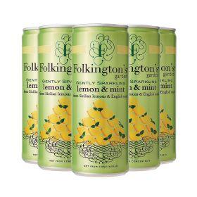 Lemon & Mint Can Multi Pack 6 1x(6x250ml)