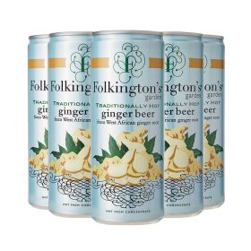 Ginger Beer Can Multi Pack 6 1x(6x250ml)