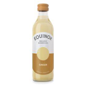 Kombucha Ginger (Bottle) - Organic 12x275ml